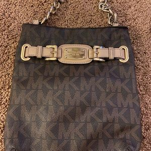 MK Michael Kors Authentic crossbody